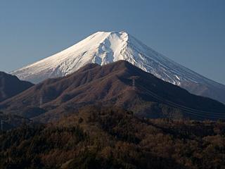 2012年1月6日の富士山写真