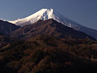 2012年1月7日の富士山写真