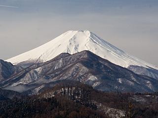 2012年3月1日の富士山写真