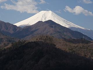 2012年3月26日の富士山写真