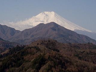 2012年4月1日の富士山写真