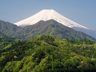 2012年5月5日の富士山写真
