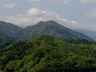 2012年5月12日の富士山写真