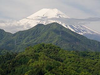 2012年5月16日の富士山写真