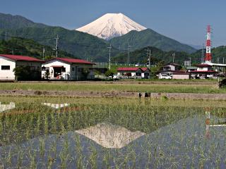 2012年5月19日の富士山写真