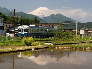 2012年5月27日の富士山写真