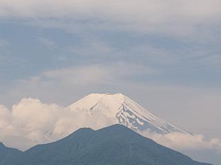 2012年6月8日の富士山写真