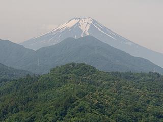 2012年6月27日の富士山写真