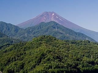 2012年7月31日の富士山写真