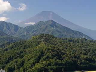 2012年9月26日の富士山写真