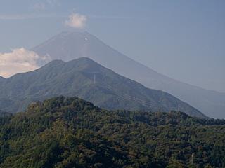 2012年10月12日の富士山写真