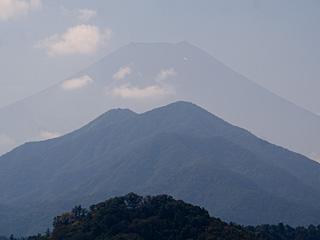 2012年10月14日の富士山写真