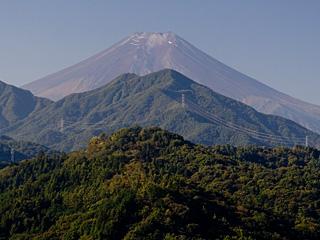 2012年10月15日の富士山写真