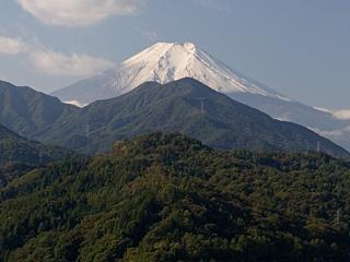 2012年10月20日の富士山写真