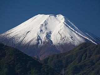 2012年10月24日の富士山写真