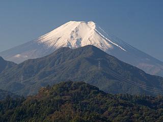 2012年10月26日の富士山写真