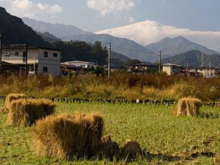 2012年11月1日の富士山写真