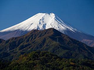 2012年11月2日の富士山写真