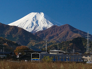 2012年11月15日の富士山写真