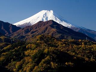 2012年11月16日の富士山写真