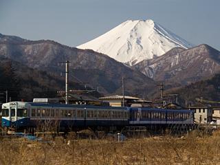 2013年2月26日の富士山写真