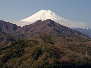2013年3月26日の富士山写真