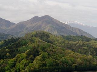 2013年4月25日の富士山写真