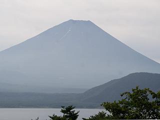 2013年7月15日の富士山写真