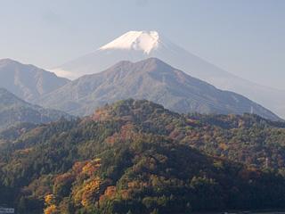2013年11月5日の富士山写真
