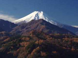 2013年12月月1日の富士山写真