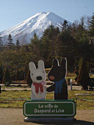 2013年12月16日の富士山写真