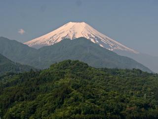 2014年6月1日の富士山写真