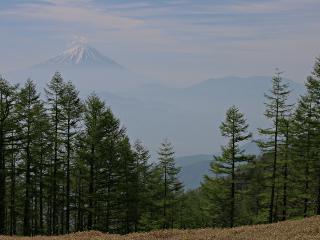2014年6月2日の富士山写真