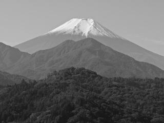 2014年10月25日の富士山写真