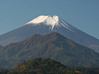 2014年10月29日の富士山写真