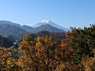 2014年11月19日の富士山写真