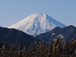 2014年12月月7日の富士山写真