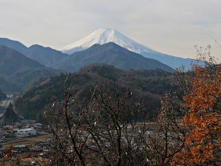 2014年12月10日の富士山写真