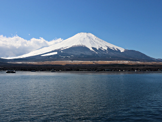 2015年3月2日の富士山写真