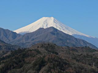 2015年3月26日の富士山写真