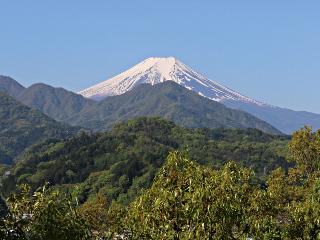 2015年5月1日の富士山写真