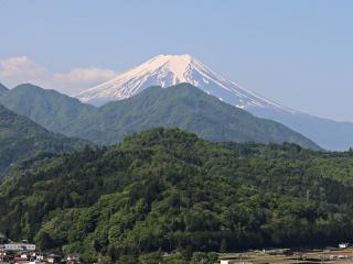2015年5月8日の富士山写真
