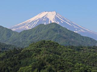 2015年5月13日の富士山写真