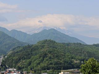2015年5月15日の富士山写真
