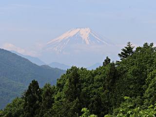 2015年5月18日の富士山写真