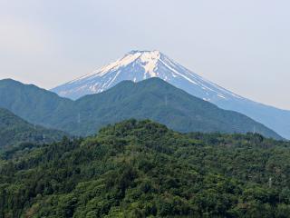 2015年5月23日の富士山写真