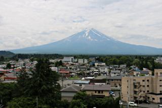2015年5月25日の富士山写真