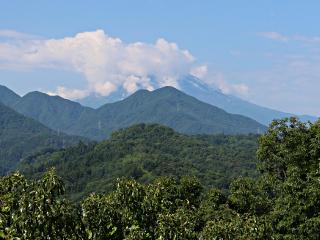 2015年6月24日の富士山写真