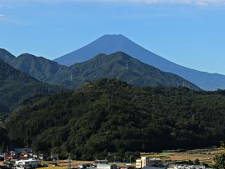 2015年9月30日の富士山写真