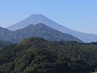 2015年10月7日の富士山写真